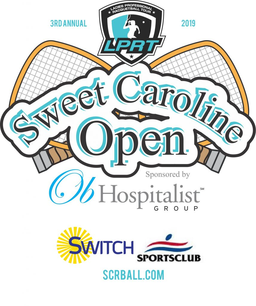 2019 Sweet Caroline Open Racquetball Tournament